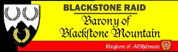 Blackstone Raid XXIX